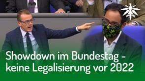 Showdown im Bundestag - keine Legalisierung vor 2022 | DHV-News #268