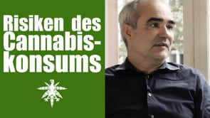 Risiken des Cannabiskonsums
