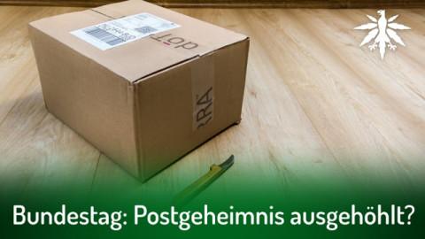 Bundestag: Postgeheimnis ausgehöhlt? | DHV-News #282