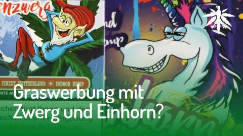 Graswerbung mit Zwerg und Einhorn? | DHV News #147