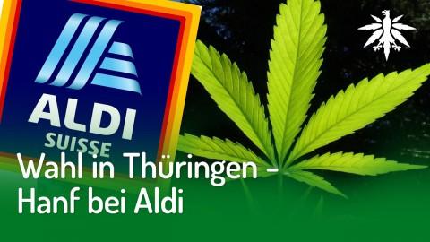 Wahl in Thüringen - Hanf bei Aldi | DHV-News #223