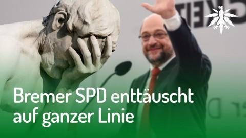 Bremer SPD enttäuscht auf ganzer Linie | DHV News #152
