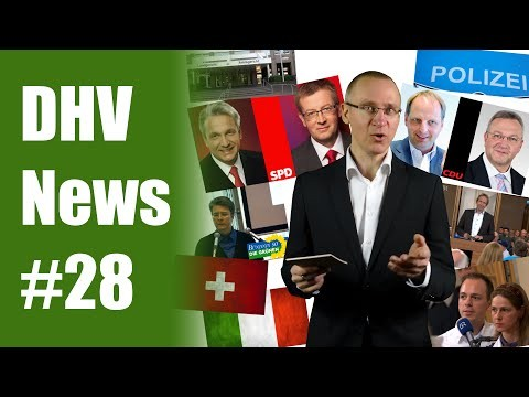 CDU vs. SPD: Null Toleranz oder Legalisierung? | DHV News #28