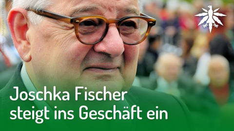 Joschka Fischer steigt ins Geschäft ein | DHV-News #190