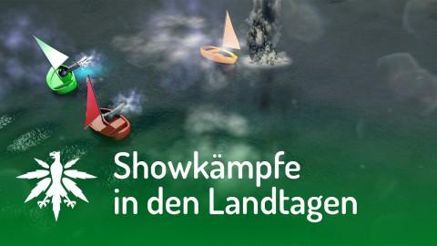 Showkämpfe in den Landtagen | DHV News #110