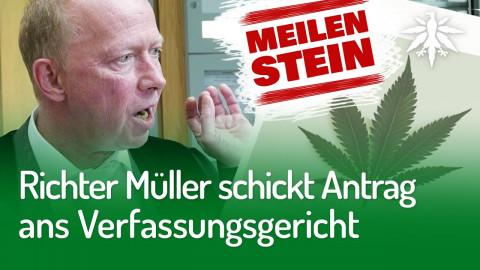 Richter Müller schickt Antrag ans Verfassungsgericht | DHV-News #246