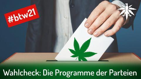 Wahlcheck: Die Programme der Parteien | DHV-News # 304
