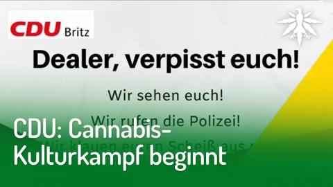 CDU: Cannabis-Kulturkampf beginnt | DHV-News #220