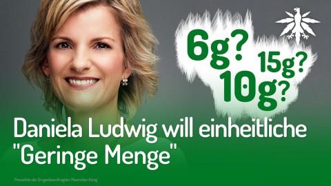 "Daniela Ludwig will einheitliche ""Geringe Menge"" | DHV-News #231"