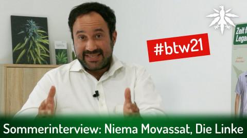 Sommerinterview: Niema Movassat, Die Linke