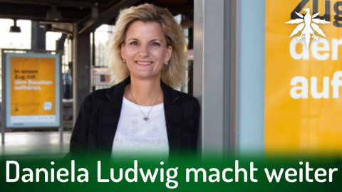 Daniela Ludwig macht weiter | DHV-News # 310