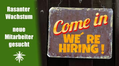 Rasant steigende Mitgliederzahlen - Neue Mitarbeiter gesucht | DHV News #63