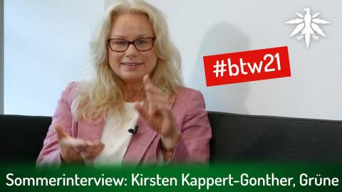 Sommerinterview: Kirsten Kappert-Gonther, Grüne