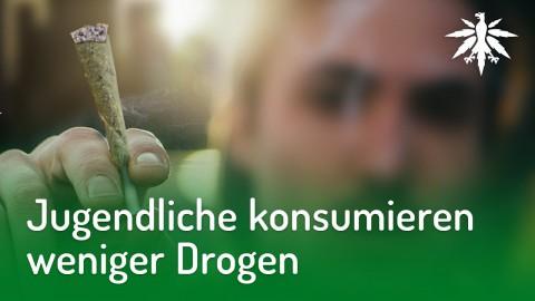 Jugendliche konsumieren weniger Drogen | DHV-News #181