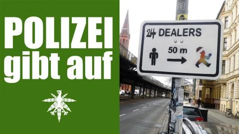 Polizei gibt Görlitzer Park auf | DHV News #98