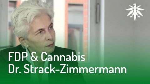 Die FDP & Cannabis? Interview mit Dr. Marie-Agnes Strack-Zimmermann